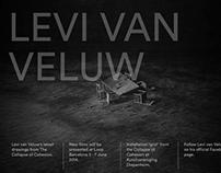 Website Levi van Veluw