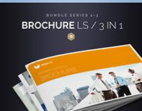Brochure Bundle Landscape 20 Pages Series 1-3