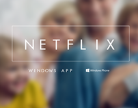 Netflix Windows Design