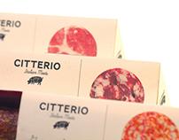 Citterio Branding + Packaging