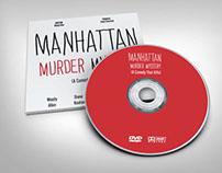 Manhattan Murder Mystery Movie Poster & DVD