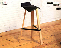 STEALTH stool