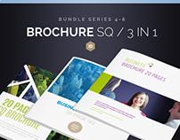 Brochure Bundle Square 20 Pages Series 4-6