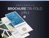 Brochure Bundle Tri-Fold DIN long Series 4-6