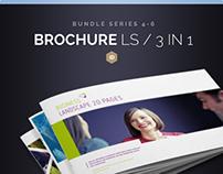 Brochure Landscape Bundle 20 Pages Series 4-6