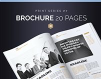 Brochure 20 Pages Series 7