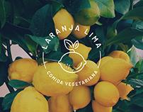 Laranja Lima // Branding