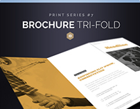 Brochure Tri-Fold DIN Long Series 7