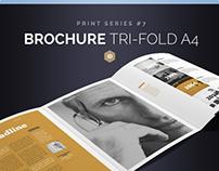 Brochure Tri-Fold A4 Series 7