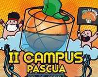 Cartel campus basket 2014