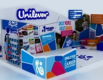 UNILEVER AUC and GUC booth