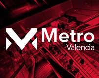 Rebrand Metro Valencia