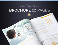 Brochure 20 Pages Series 1