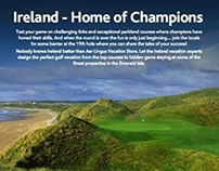 Ireland Home of Champs Ads