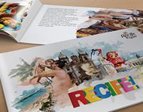 Recife Te Quer | Folder Turismo