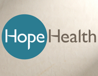 Hope Health Center Logo Design