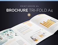 Brochure Tri-Fold A4 Series 1