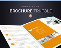 Brochure Tri-Fold DIN long Series 1