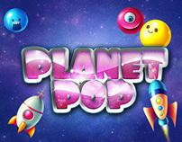 PlanetPop / UI