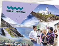 Wild Atlantic Way presentation folder