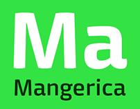 Mangerica Typeface