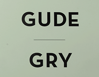 GUDEGRY Lookbook