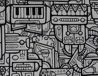 Monochrome: Machine 1