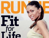 Runner's World covers