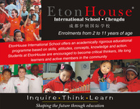 Eton House Chengdu Advertisement