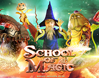School of Magic 4D - Full Movie