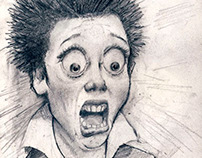 Sketchbook: Screamer
