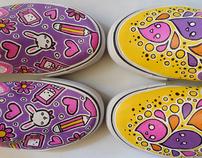 Doodle : Shoes