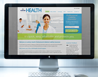 Lockton Medical Website Design & Development