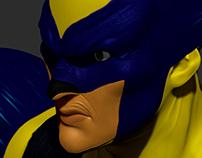 Wolverine  Marvel 3D