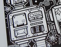 Monochrome : Star Machine