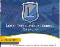 Leman international School (LIS) Chengdu Advertisement