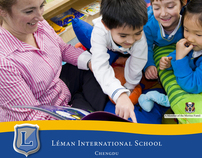 Leman international School Chengdu Advertisement 2