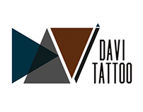 Logotipo - Davi Tattoo