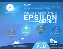 Epsilon project