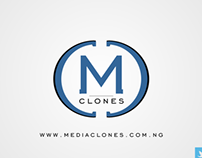 Branding for MediaClones Inc. Ng.