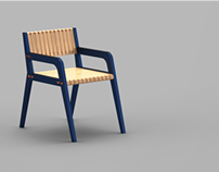 Blue-Chair