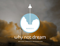Why Not Dream Visual Identity