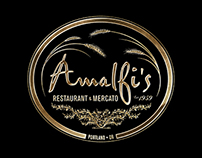 Amalfi's Restaurant & Mercato | Rebranding