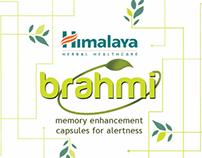 Himalaya Brahmi Ad campaign