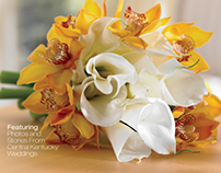 Kentucky Bride Publication Design
