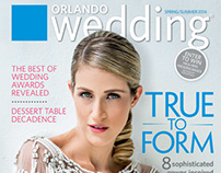 Orlando Wedding Magazine Spring/Summer 2014