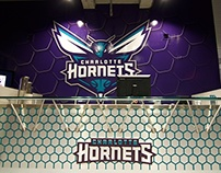 Hornets Executive Office reception