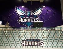 Hornets Executive Office reception