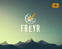 Freyr Restaurant – Gourmet Caching