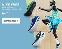 Nike Free (SP14) - Retail Partners